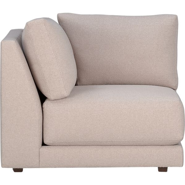 Moda Sectional Corner Chair