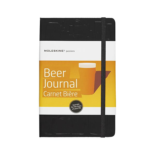 Moleskine® Beer Journal