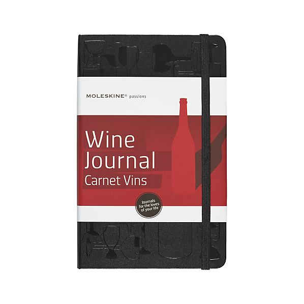 Moleskine® Wine Journal