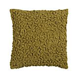 Mollusk Olive 18&quot; Pillow