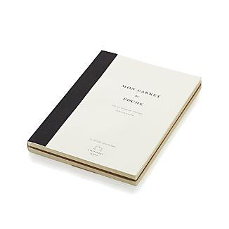 Mon Carnet de Poche Large Notebook