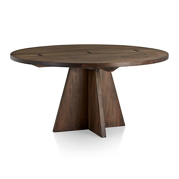 Monarch 60 Round Dining Table In Monarch Dining Tables