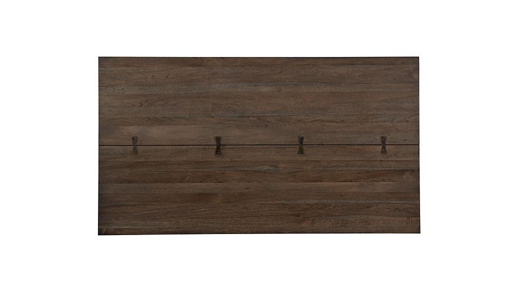 """Monarch 76"""" Dining Table"""