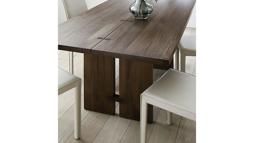 Monarch 108 Quot Dining Table In Monarch Dining Tables Crate