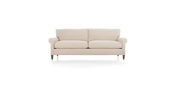 Montclair 3 Seat Sofa Natural