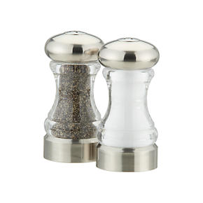 Monterey Salt and Pepper Shaker Set