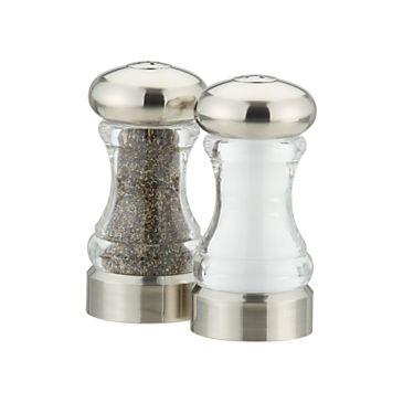 Monterey Salt and Pepper Shaker Set