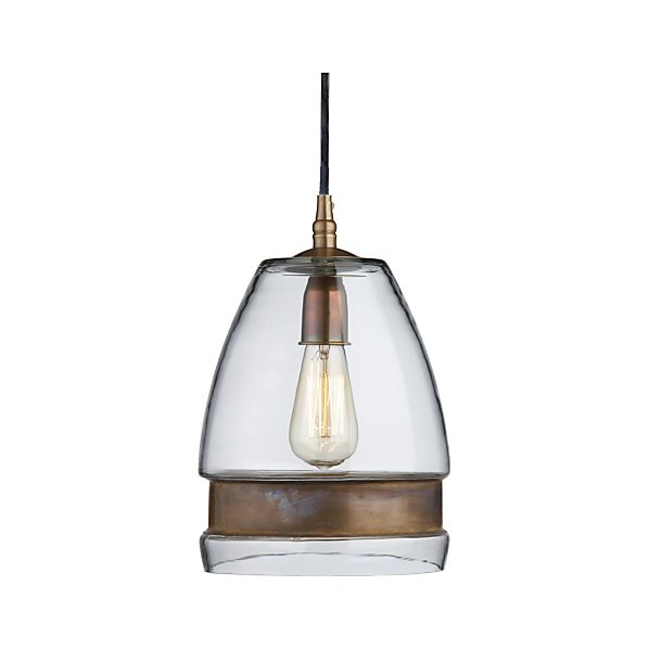 Morela Glass Pendant Lamp