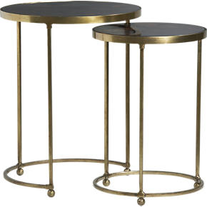 Moreno Nesting Table Set of Two