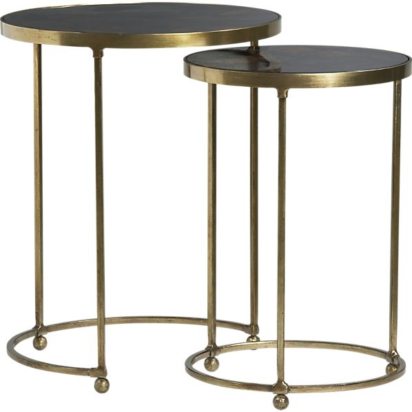 Set of 2 Moreno Nesting Tables