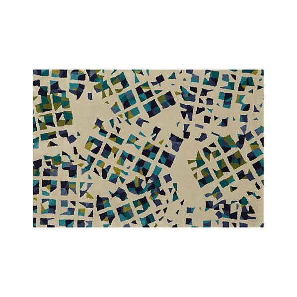 Mosaic 4x6 Rug
