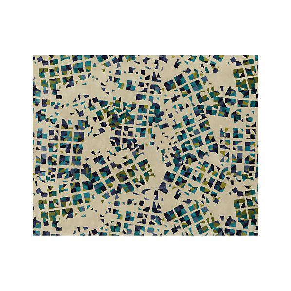 Mosaic 8x10 Rug