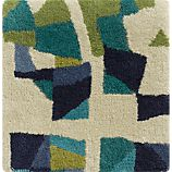 Mosaic 12&quot; sq. Rug Swatch