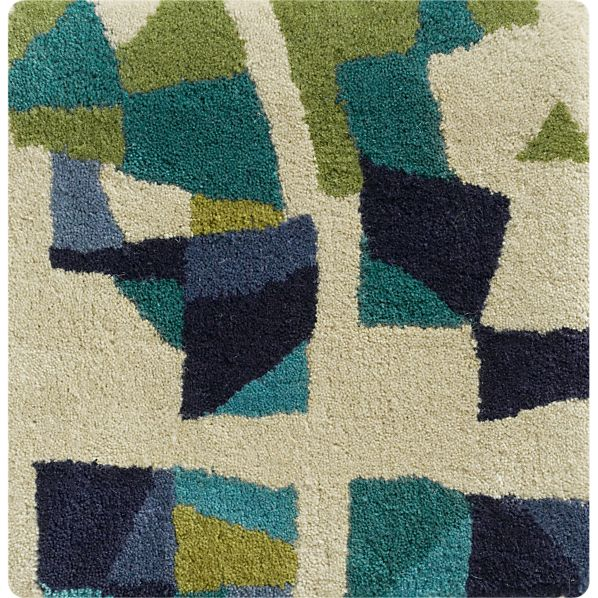 "Mosaic 12"" sq. Rug Swatch"