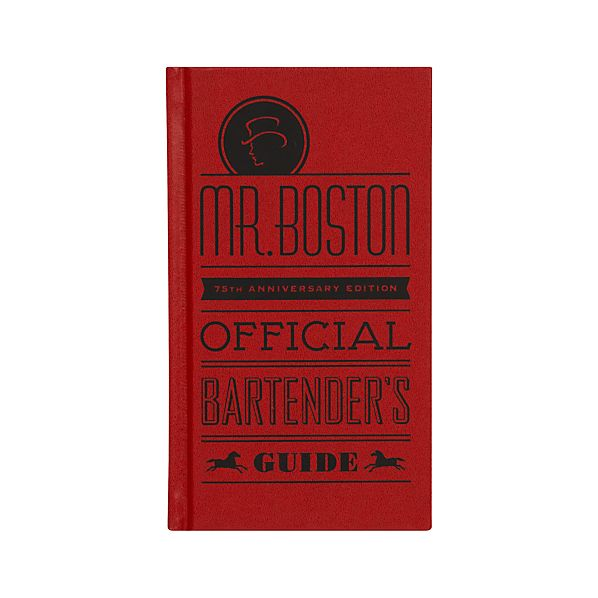 """Mr. Boston Bartender's Guide"""