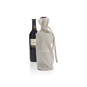 Mr. and Mr. Wine Bag