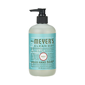 Mrs. Meyer's Clean Day ® Basil Hand Soap
