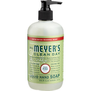 Mrs. Meyers Clean Day Pine Hand Soap