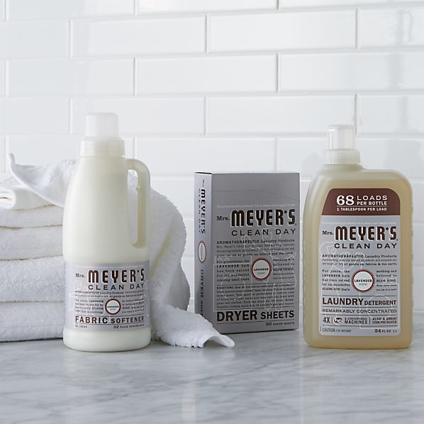 Mrs. Meyer's Clean Day ® Lavender Laundry Essentials