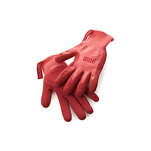 Simply Mud® Pomegranate Gloves
