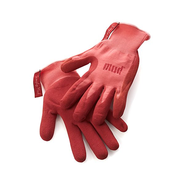 Simply Mud® Small Pomegranate Gloves