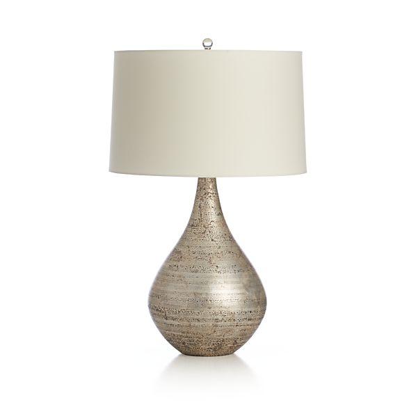 mulino table lamp crate and barrel. Black Bedroom Furniture Sets. Home Design Ideas
