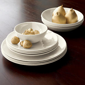 Murano Cream Dinnerware