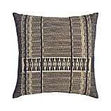"Naga 18"" Pillow with Feather-Down Insert"