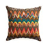 "Naldo 16"" Pillow with Down-Alternative Insert"