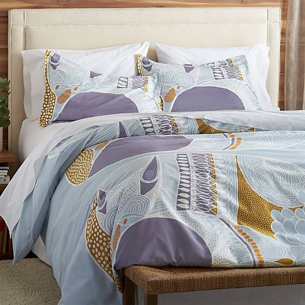 Marimekko Napakettu Duvet Covers and Pillow Shams