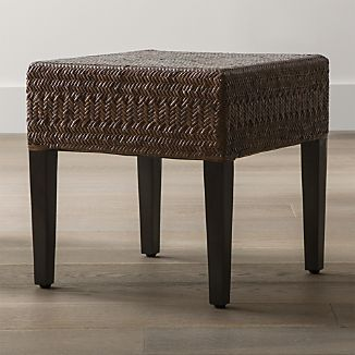 Nassau Brown Stool