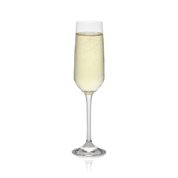 Nattie Sparkling Wine Glass