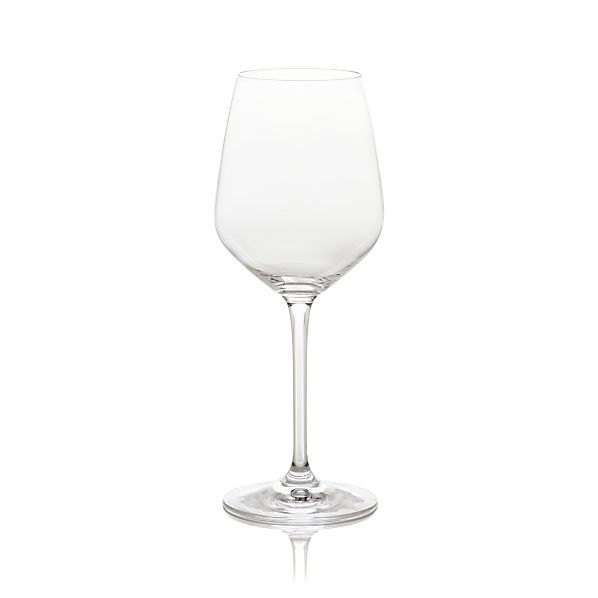 Nattie White Wine Glasses Set of Eight