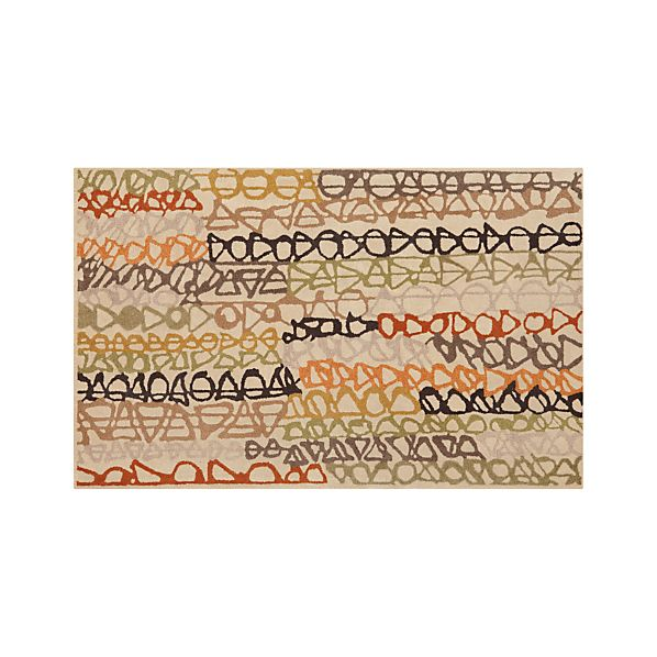 Rugs Wool Cotton Sisal Shag And More Crate And Barrel