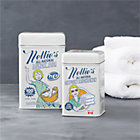 2-Piece Nellie's™ All-Natural Laundry Soda and Oxygen Brightener Set: 52.9 oz. laundry soda and 31.7 oz. brightener.