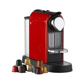 Nespresso® Citiz Red Espresso Machine