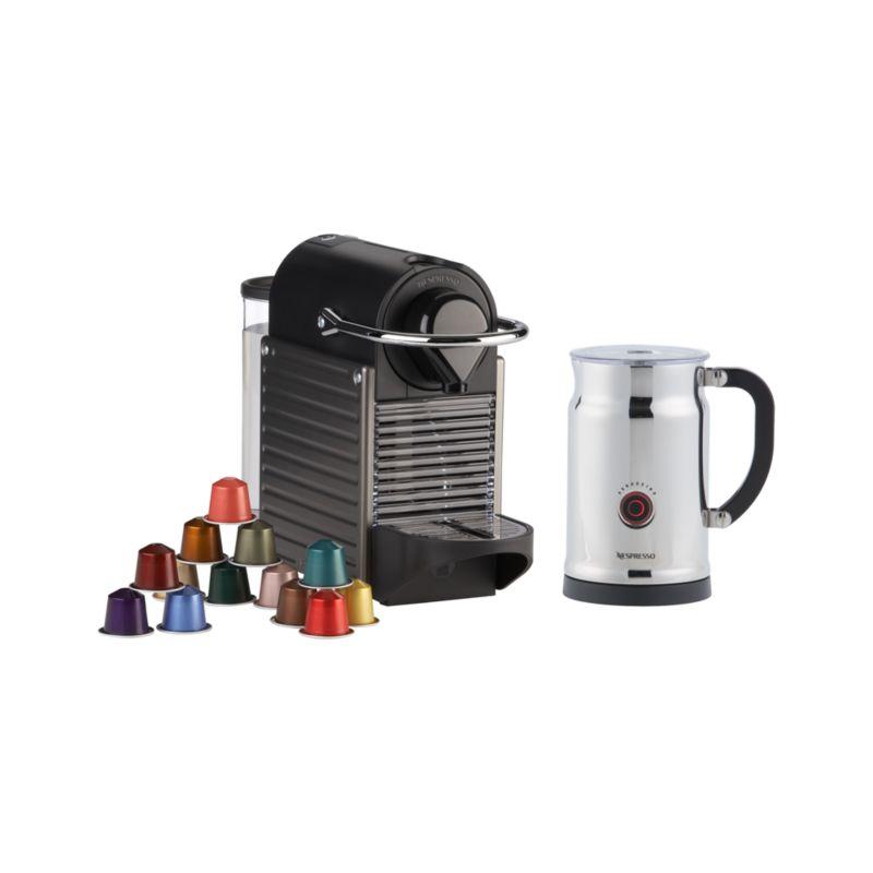Nespresso® Pixie Titan Bundle