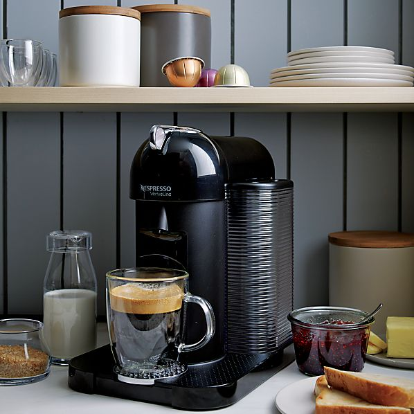 Nespresso ® VertuoLine Black Coffee-Espresso Maker