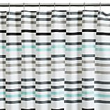 Newport Seafoam Shower Curtain