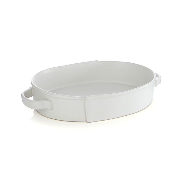 Noma 3.25-Quart Large Oval Casserole
