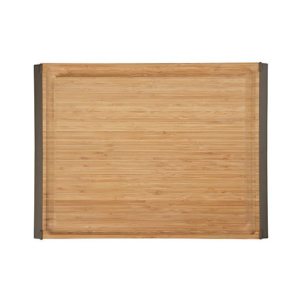 OXO® Nonslip Bamboo Large Cutting Board