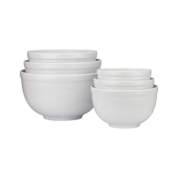 6-Piece Non-Slip Mixing Bowl Set