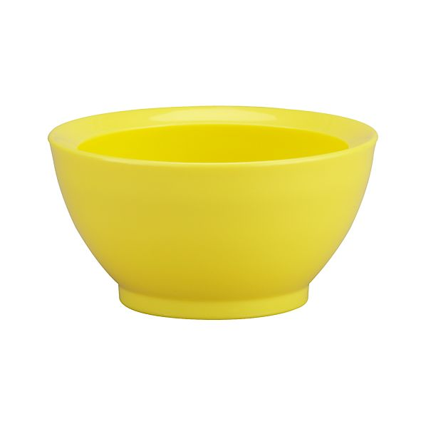 Calibowl® Nonslip Yellow Prep Bowl