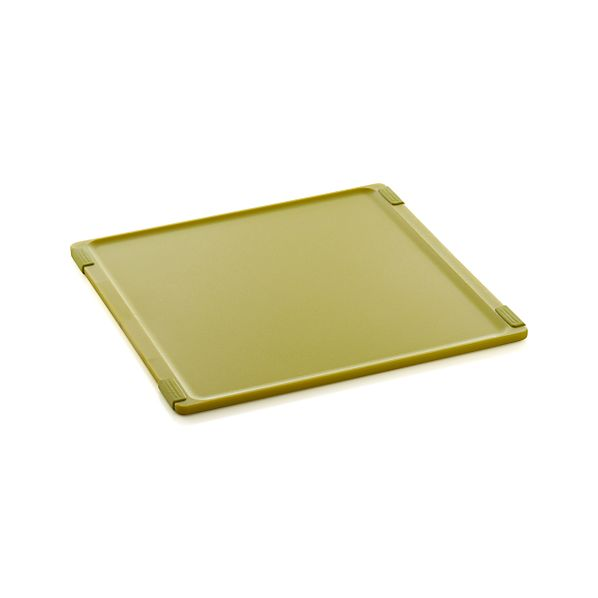 Jelli® Green Nonslip Reversible Cutting Board