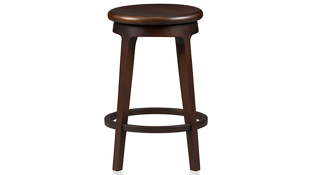 Nora Backless Bar Stool
