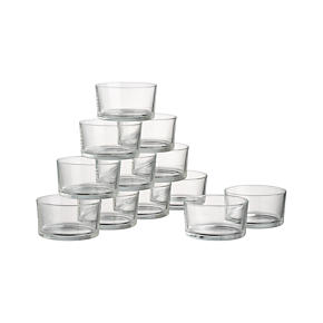 Set of 12 Nosh 3.5 Bowls