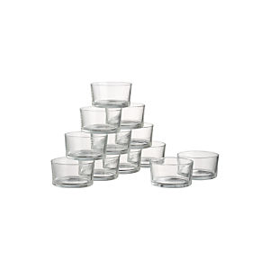 "Nosh 3.5"" Bowl Set of 12"
