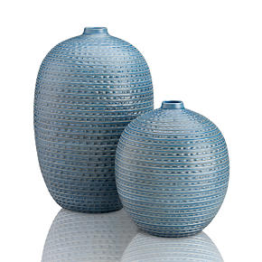 Notch Vases