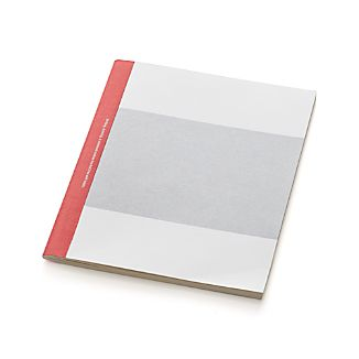 Pewter Notebook