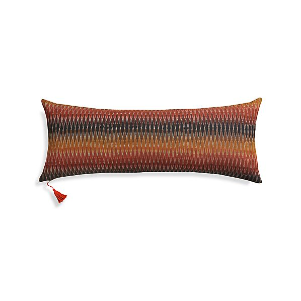"Novack 36""x14"" Pillow"